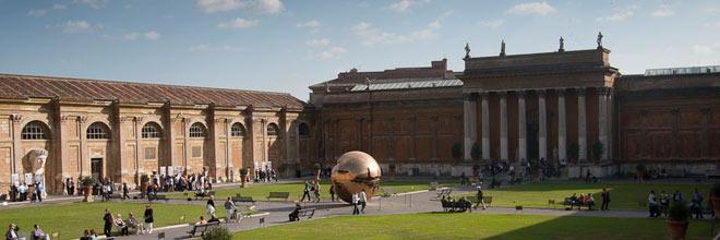 cover musei vaticani