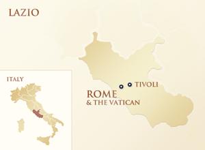 Tours Lazio